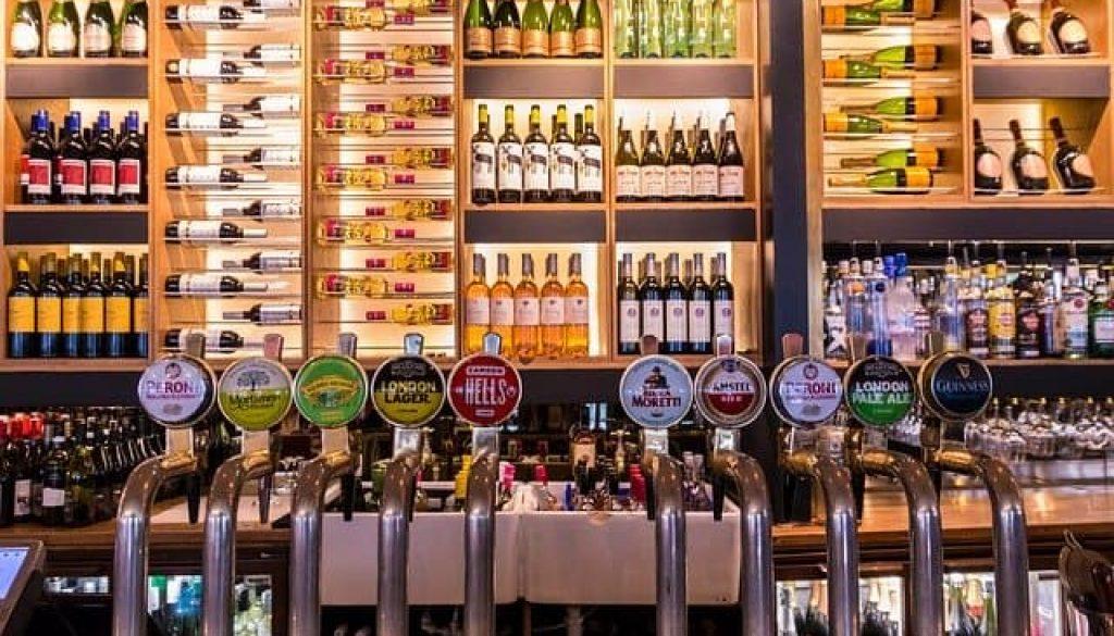 pub order rules